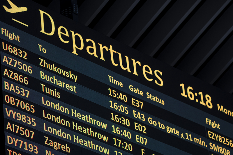 Airport Transfers Reading | Wheelchair Accessible Coaches